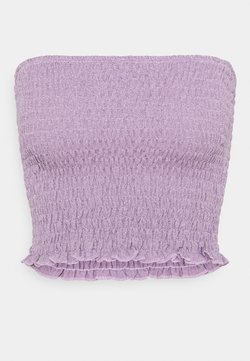 KENDALL + KYLIE - 90 S BANDEAU  - Toppe - lilac