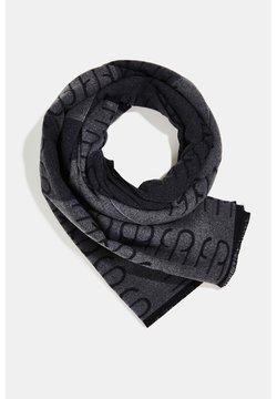 Esprit - DOUBLEFACE-SCHAL - Schal - dark grey