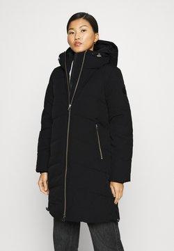 Calvin Klein - ELEVATED LONG LENGTH JACKET - Winter coat - black