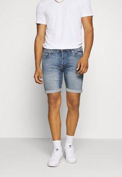 Jack & Jones - JJIRICK JJORIGINAL - Jeans Shorts - blue denim