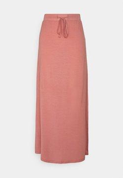 Vero Moda Tall - VMAVA ANCLE SKIRT - Jupe longue - old rose