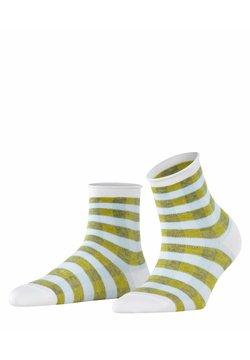 Burlington - VICHY - Socken - white