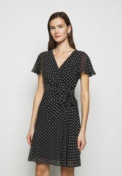 Lauren Ralph Lauren - PRINTED DRESS - Jerseykleid - black