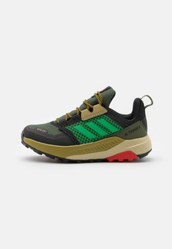adidas Performance - TERREX TRAILMAKER R.RDY UNISEX - Obuwie hikingowe - wild pine/vivid green/vivid red