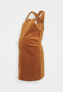 MAMALICIOUS - MLNEWNASSAU PINAFORE DRESS - Vestido informal - rubber
