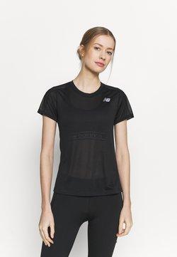 New Balance - T-Shirt print - black