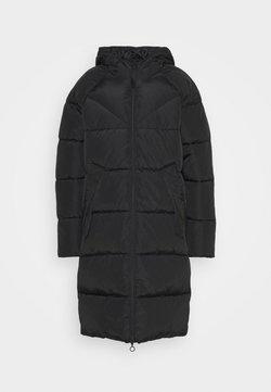 ONLY - ONLMONICA PLAIN LONG PUFFER COAT - Wintermantel - black