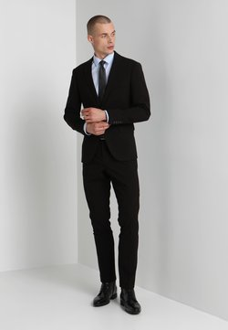 Lindbergh - PLAIN MENS SUIT - Traje - black