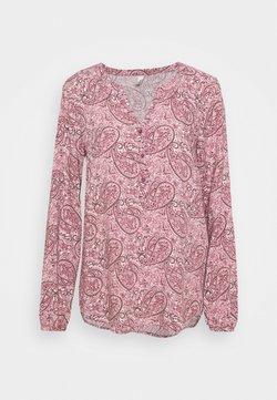Soyaconcept - ODELIA - Langarmshirt - dark pink/rose combi