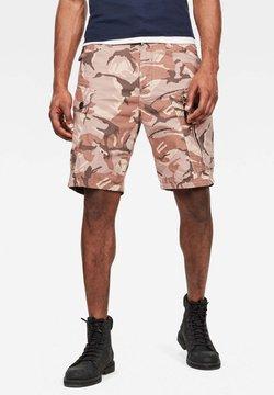 G-Star - Shorts - brown