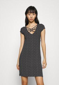 Even&Odd - Day dress - off-white/black