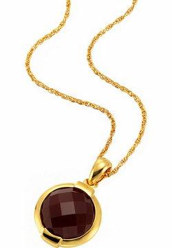 Jamelli - Halskette - gelb