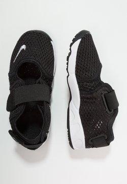 Nike Sportswear - LITTLE RIFT (TD BOYS) - Matalavartiset tennarit - black/white