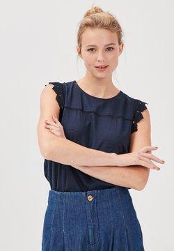BONOBO Jeans - Bluse - bleu marine