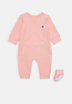 Converse - LIL CHUCK COVERALL - Jumpsuit - storm pink
