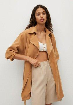 Mango - Trenchcoat - brown
