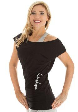 Winshape - T-Shirt print - schwarz
