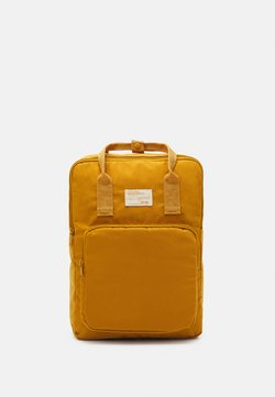 New Look - BACKPACK - Ryggsäck - dark yellow
