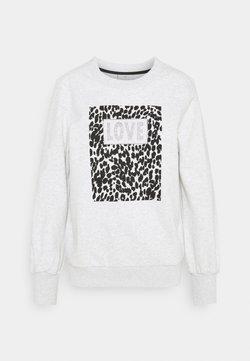 Kaffe - LEOAR - Sweatshirt - light grey melange