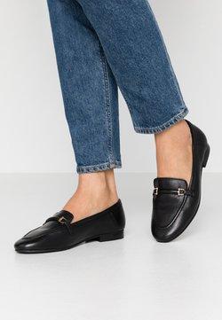 Topshop - LUTHER LOAFER - Loafers - black