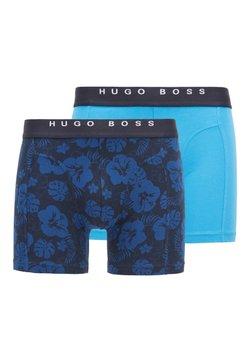 BOSS - 2 PACK - Shorty - open blue