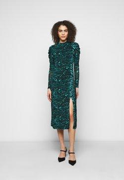 Diane von Furstenberg - SANDRA - Day dress - dark green