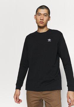 adidas Originals - Pitkähihainen paita - black/white
