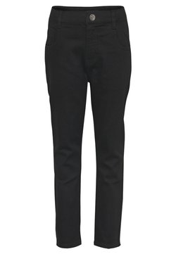 Hummel - Straight leg jeans - black denim