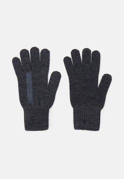 Calvin Klein - GLOVES - Fingerhandschuh - grey