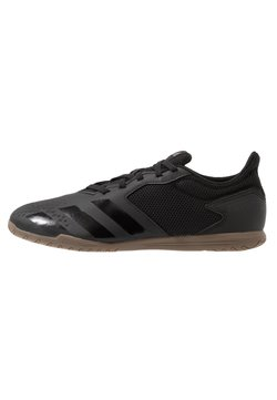 adidas Performance - PREDATOR 20.4 IN SALA - Fußballschuh Halle - core black/dough solid grey