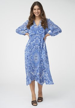 Dea Kudibal - FERNANDA - Freizeitkleid - paisley blue