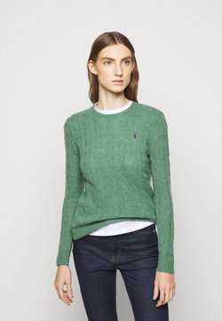 Polo Ralph Lauren - JULIANNA  - Strickpullover - resort green