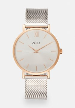 Cluse - MINUIT - Rannekello - rose gold-coloured/silver-coloured