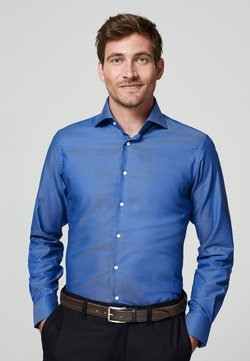 MICHAELIS - SLIM FIT - Businesshemd - blauw