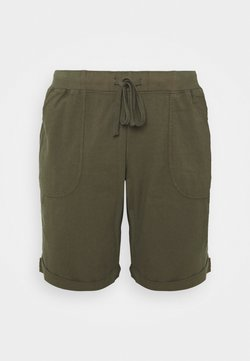 Kaffe Curve - Shorts - grape leaf