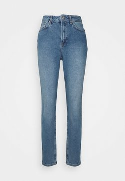 NA-KD Tall - MOM  - Jeans Relaxed Fit - light blued