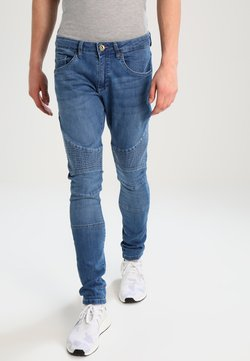 Urban Classics - Jeans Slim Fit - blue washed