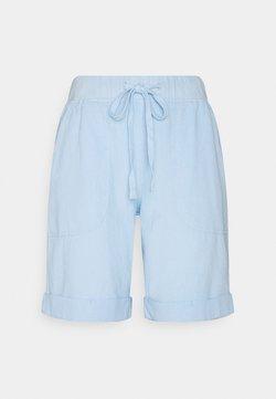 Kaffe - KANAYA - Shorts - chambray blue