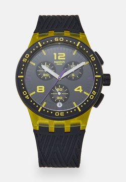 Swatch - YELLOW TIRE - Montre à aiguilles - yellow