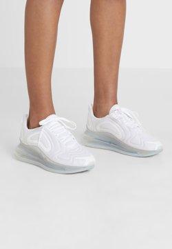 Nike Sportswear - AIR MAX  - Sneakersy niskie - white/metallic platinum/pure platinum