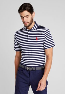 Polo Ralph Lauren Golf - SHORT SLEEVE - Funktionsshirt - french navy/white