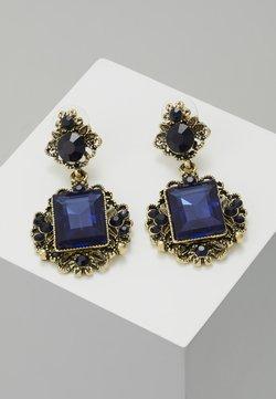 sweet deluxe - Earrings - antikgold-coloured/montana