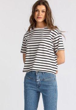 DRYKORN - LUNIE - T-Shirt print - white