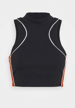 Free People - NEW HEIGHTS BRAMI - Sport-BH mit leichter Stützkraft - black/red