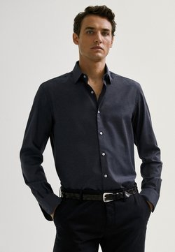 Massimo Dutti - Businesshemd - dark blue