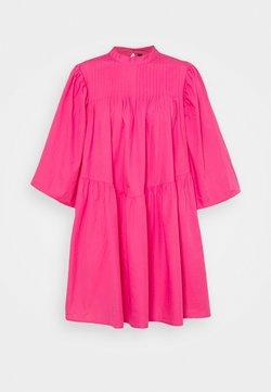 YAS Petite - YASSALISA DRESS - Vestido informal - fandango pink