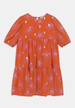 Never Fully Dressed Kids - MIDI - Sukienka koktajlowa - orange