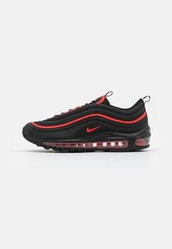 Nike Sportswear - AIR MAX 97 UNISEX - Sneakersy niskie - black/chile red/black
