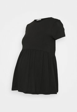 Anna Field MAMA - T-Shirt basic - black