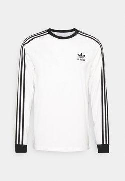 adidas Originals - ADICOLOR CLASSICS TEE UNISEX - Pitkähihainen paita - white